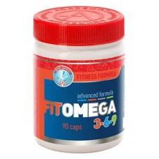Купить AT Fit Omega 3-6-9 90капс