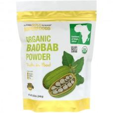 Купить California Gold Nutrition Organic Baobab Powder 240 г