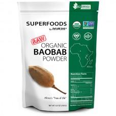 Купить MRM Organic Baobab Powder 240 г