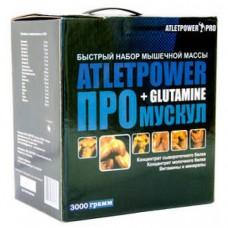 Купить AtletPower Про Мускул + Глютамин