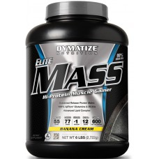 Купить DYM Elite Mass Gainer 2730г