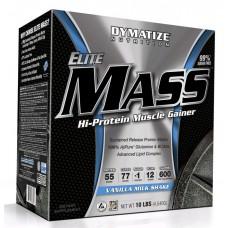 Dymatize Elite Mass Gainer 4530гр - power-nk.ru