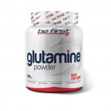 Купить Be First Glutamine powder 300 г