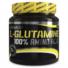Купить BioTech 100% L-Glutamine 240г