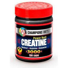 Купить AT CREATINE Power Rush 3000  120 капс.