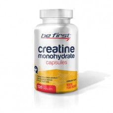 Купить Be First Creatine Monohydrate 120 капсул