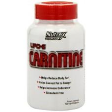 Купить NX Lipo-6 Carnitine 120капс