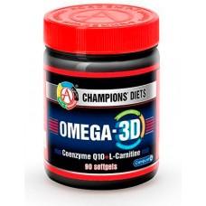Купить AT OMEGA-3D 90 капс.