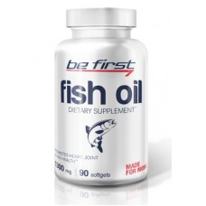 Купить Be First Fish Oil 90 капсул