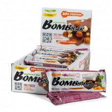 Купить Bombbar прот.батончик 60г шоколад - фундук