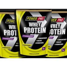 Купить Power Pro Whey Protein 1000г