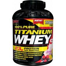 Купить SAN 100% Pure Titanium Whey 2,24 кг