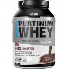 Купить VPLab 100% Platinum Whey 908 г