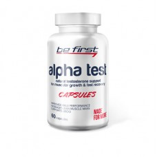 Купить Be First Alpha Test 60 капсул