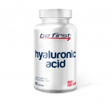 Купить Be First Hyaluronic acid 60 таблеток