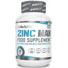 Купить BioTech Zinc MAX 100 таб