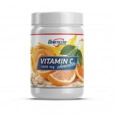 Купить GeneticLab Vitamin C 60 жевательных пастилок