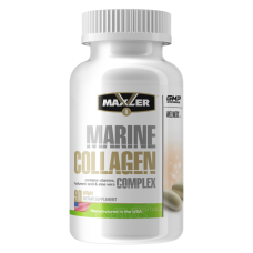 Купить MAXLER Marine Collagen Complex 90 капс