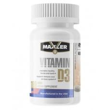 Купить Maxler Vitamin D3 180 таб