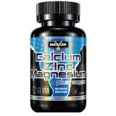 Купить MAXLER Calcium Zinc Magnesium 90таб