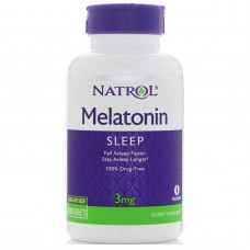 Купить Natrol Melatonin 3мг 240 таб