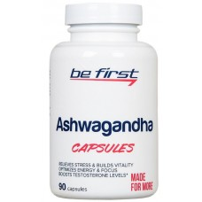 Купить Be First Ashwagandha 90 капс