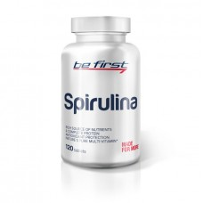 Купить Be First Spirulina 120 таб