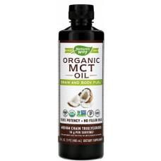 Купить Nature's Way Organic MCT Oil 480 мл