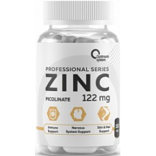 Купить Optimum System Zinc Picolinate 122 мг 100 капс