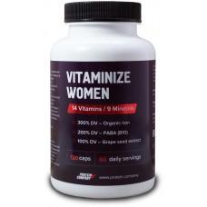 Купить Protein Company Vitaminize Women 120 капс