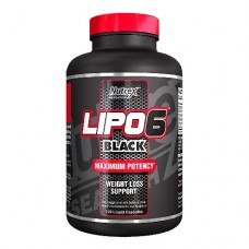 Купить NX Lipo-6 International Black 120капс