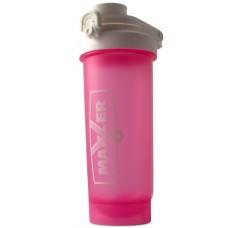Купить Maxler Shaker Pro W/Lock 700 мл бело-розовый