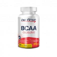 Купить Be First BCAA  Capsules 120 капсул