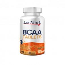 Купить Be First BCAA Tablets 120 таб.