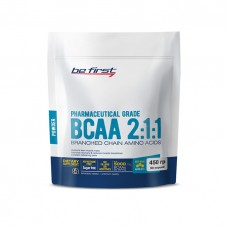 Купить Be First BCAA 2:1:1 powder 450 г