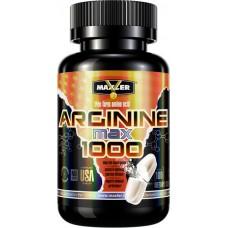 Купить Maxler  Arginine 1000 100 таблеток