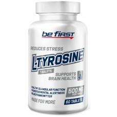 Купить Be First Tyrosine 60 таб