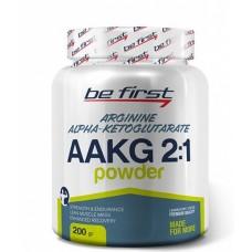 Купить Be First AAKG powder 200 гр