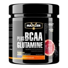 Купить Maxler BCAA + Glutamine 300г
