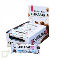 Купить BombBar Chikalab Батончик глазированный с начинкой 60 г
