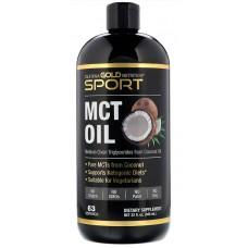 Купить California Gold Nutrition MCT Oil 946 мл