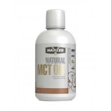 Купить Maxler Natural MCT Oil 450 мл